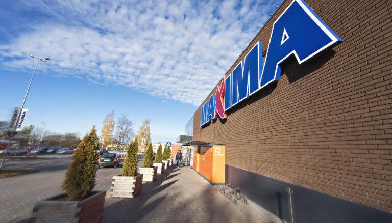 'Maxima Latvija' peļņa pērn samazinājusies par 5,6%