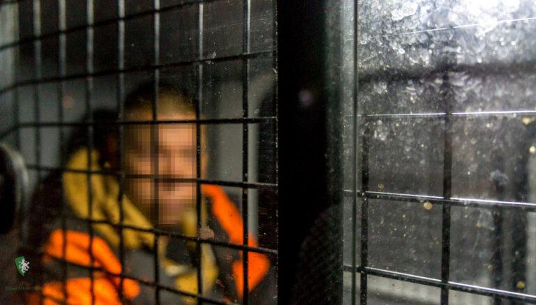 """Полиция по """"горячим следам"""" задержала взломщика торгового киоска"""
