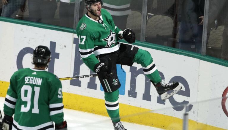 """""""Веселье начинается!"""" Радулов двумя голами втащил """"Даллас"""" в плей-офф НХЛ"""