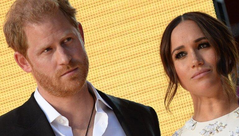 Prinča Harija un Meganas meita netiks kristīta Anglijā