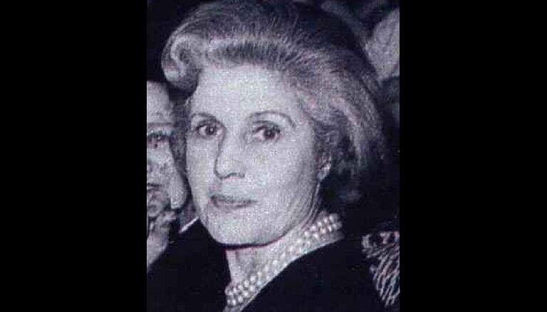 Мать французской актрисы Катрин Денев умерла на 110-м году жизни