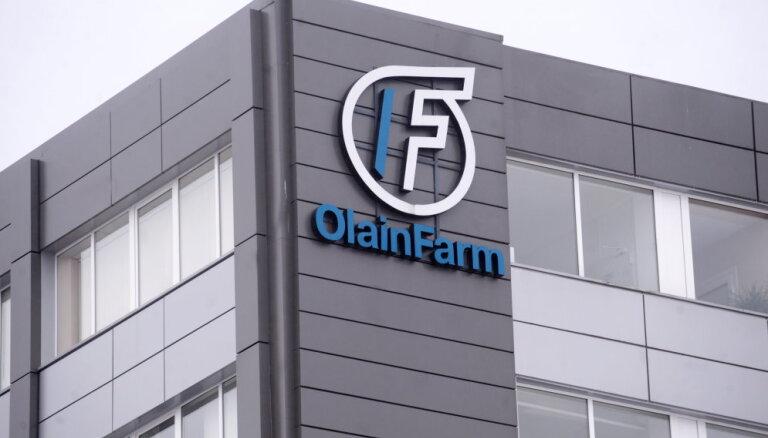 Pirmdien ieceltā 'Olainfarm' padome apņēmusies iespējami ātrāk atjaunot uzņēmuma akciju tirdzniecību biržā