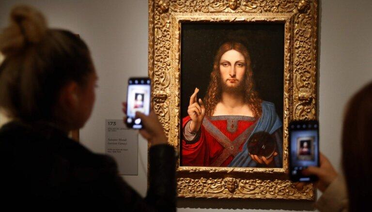 ФОТО: В Лувре открылась масштабная выставка работ Леонардо Да Винчи, которую готовили 10 лет