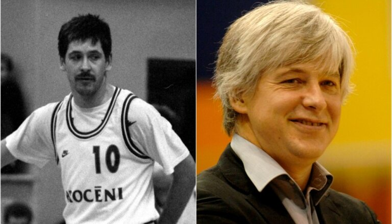 Basketbola leģenda un stingrs tēvs: Valdim Valteram – 60