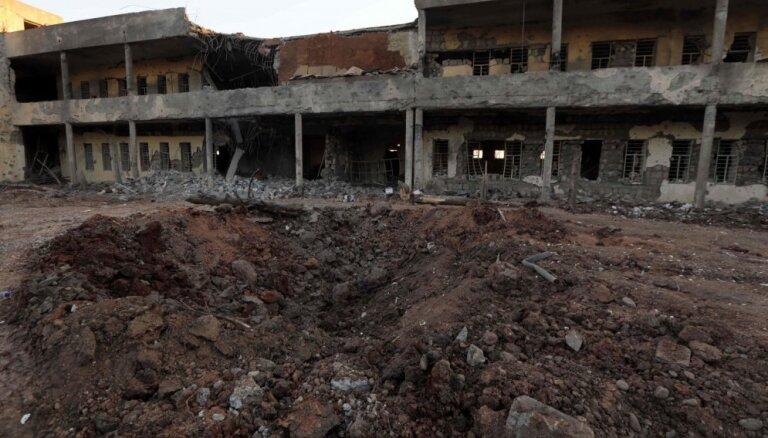 Irānas Revolucionārā gvarde apstiprina, ka devusi raķešu triecienus kurdu kaujiniekiem Irākā