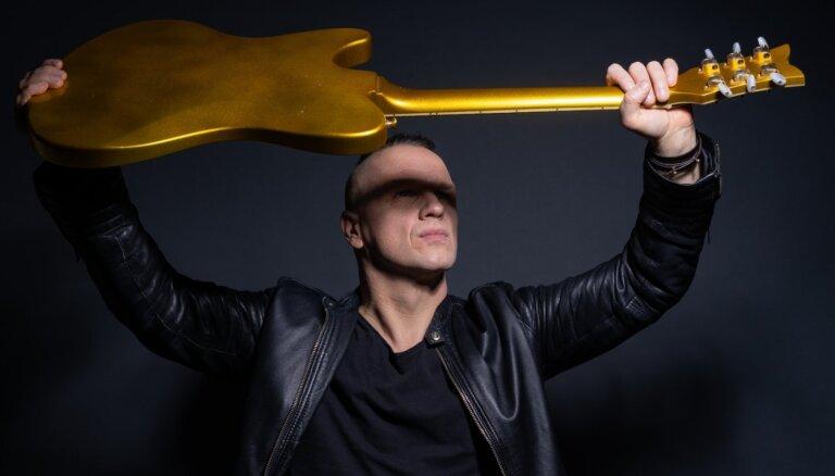 'Dzelzs vilka' koncertos svinēs Jura Kaukuļa jubileju