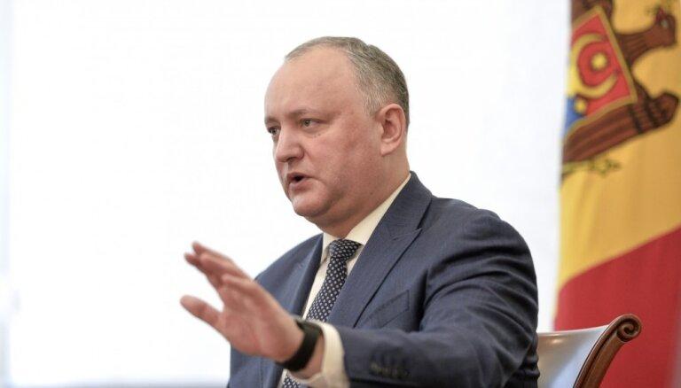 Neskaidrība par ES nākotni liek uzturēt ciešas saites ar Krieviju, pauž Dodons