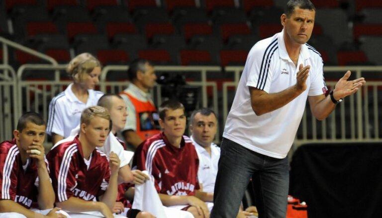 'Delfi' basketbola studijas īpašais viesis Ziedonis Jansons