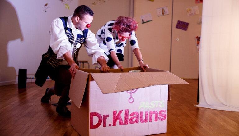 'Dr. Klauns' meklē dalībniekus jaunai dakteru Klaunu skolai