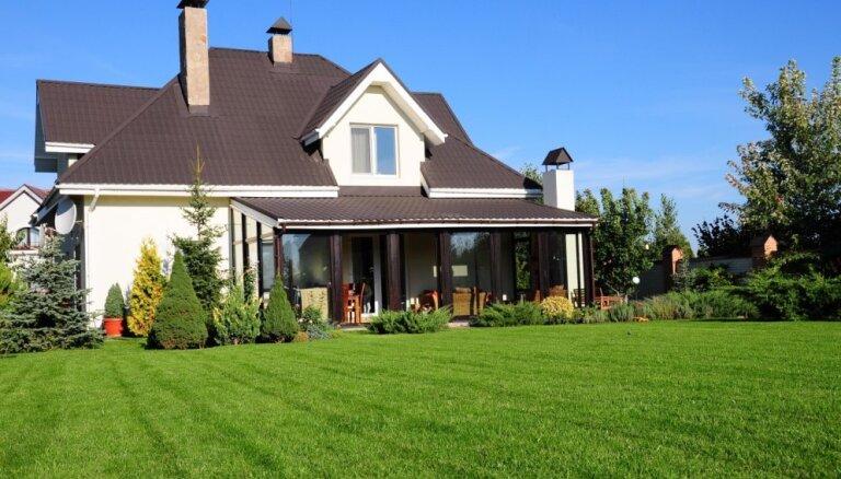 Kā nodrošināt drošību mājoklī atvaļinājuma laikā?
