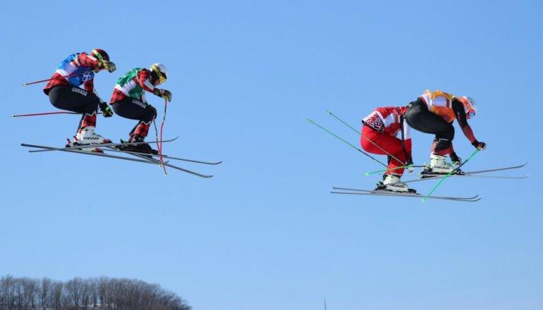 Атлет из России впервые завоевал олимпийскую медаль в ски-кроссе