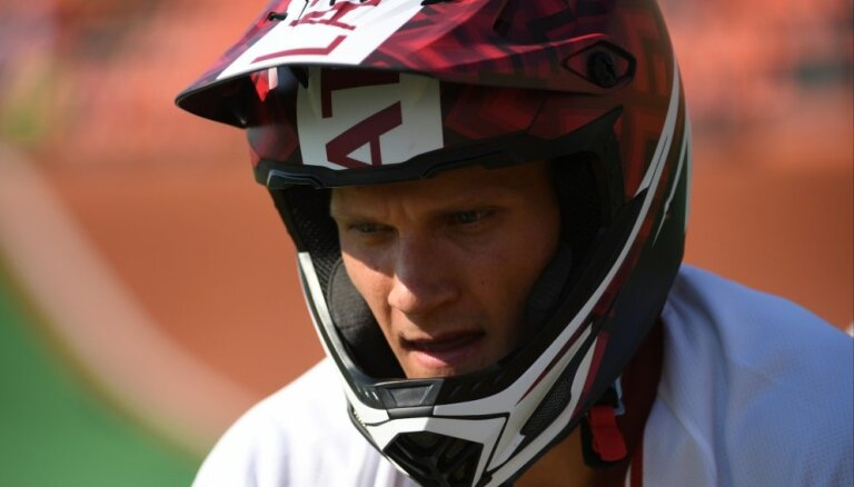 Arī bijušais Eiropas BMX čempions Treimanis noslēdz karjeru