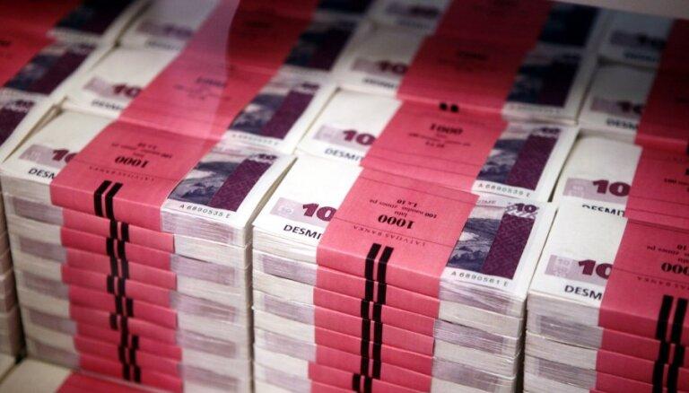 Latvija emitē septiņu gadu obligācijas 1,25 miljardu ASV dolāru apmērā