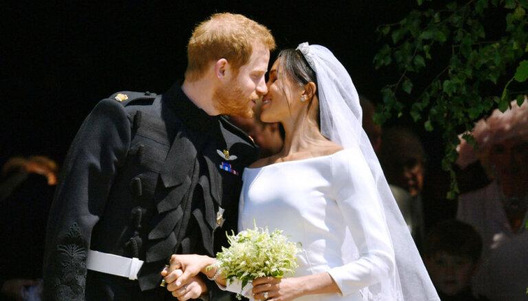 Pasaulē nācis britu prinča Harija un hercogienes Meganas dēls