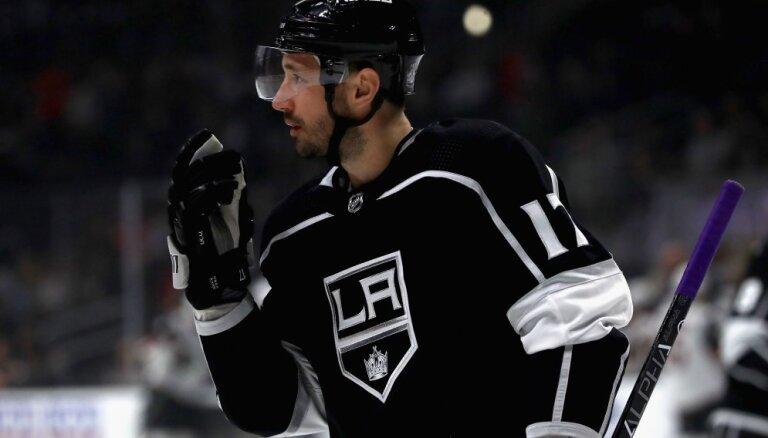 Илья Ковальчук набрал первые очки за результативность после возвращения в НХЛ