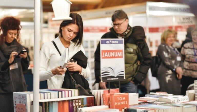 Latvijas Grāmatu izstādē būs vairāku jauno grāmatu atvēršanas svētki