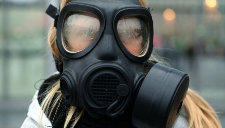 'Spried ar Delfi' par to, cik piesārņots ir gaiss Rīgā