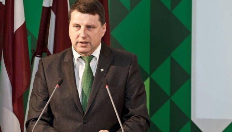 Президент Латвии даст оценку процессу формирования нового правительства