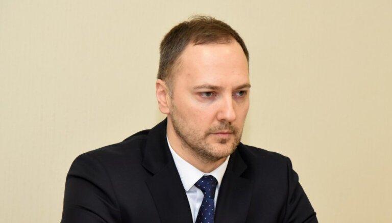 Глава МВД: после закрытия Деглавского моста регулировать движение должна дума