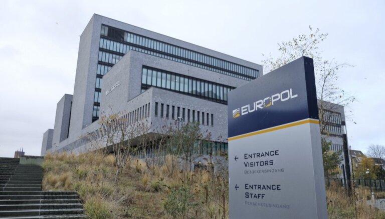 'Europol': Baltijas valstīs joprojām pastāv Krievijas naudas atmazgāšanas riski