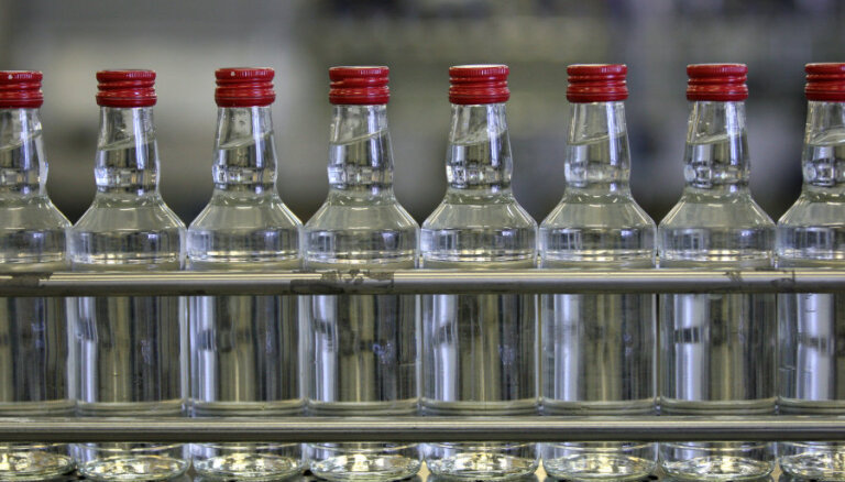 Производство алкоголных напитков в Латвии упало на 2,6 млн литров