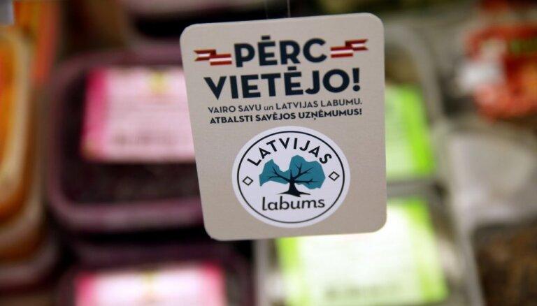 Kampaņā 'Latvijas labums' rosina veicināt valsts ekonomiku un izvēlēties pašmāju produktus