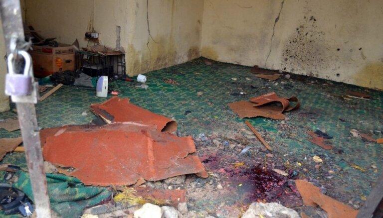 Uzbrukumā mošejai Nigērijā divas teroristes pašnāvnieces nogalina 24 cilvēkus