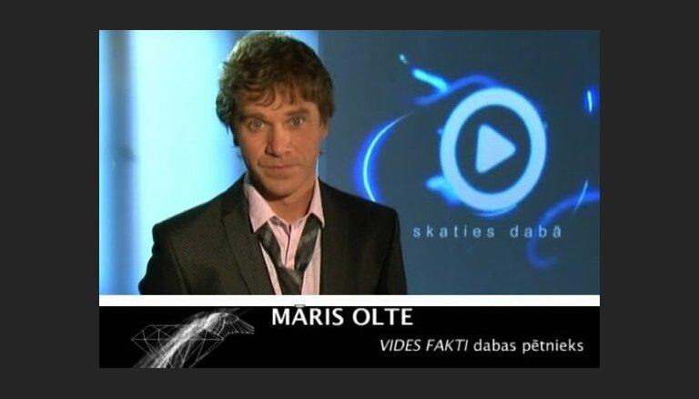 Jaunums: raidījums 'Vides fakti' Delfi.TV