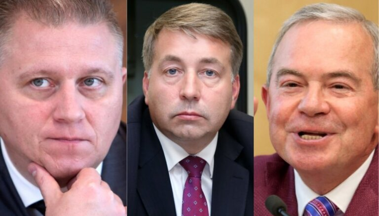 'LDz Loģistika' bijušā šefa Lūša aizturēšana: jautājums ar Lemberga piedalīšanos apspriests Saeimā