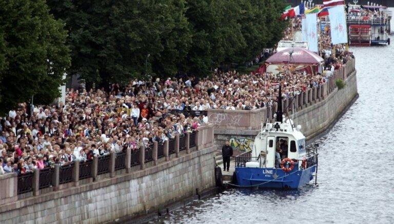 Rīgas svētku kulminācijas pasākumi un lielkoncerts notiks 11. novembra krastmalā
