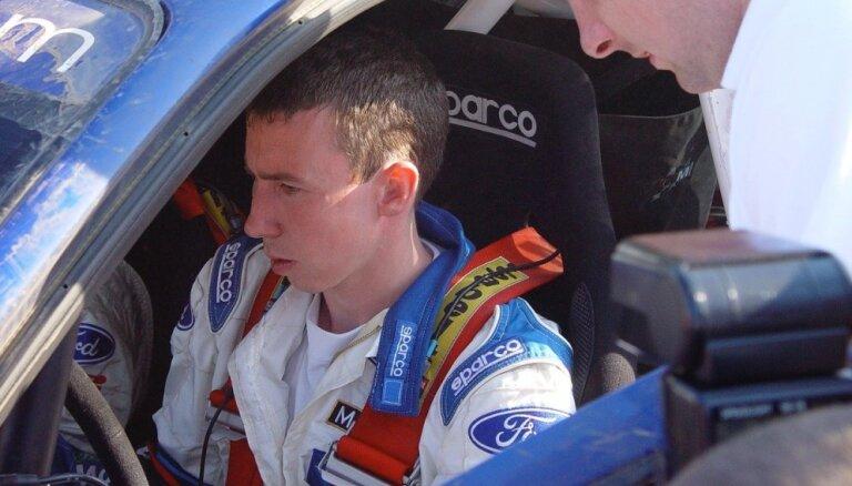 Slavenais igauņu WRC pilots Marko Martins atkal sēdīsies pie rallija auto stūres