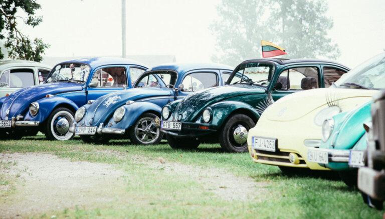 Nedēļas nogalē Kurzemē notiks Baltijas VW 'vaboļu' salidojums