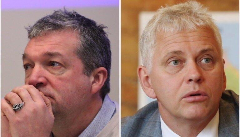 KNAB par krāpšanu rosina apsūdzēt Saeimas deputātu Zakatistovu un uzņēmēju Tamužu (plkst.14.34)