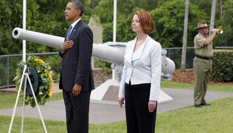 Обама обещает Китаю активность США в Тихом океане