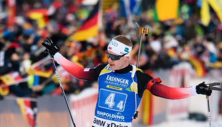 Чемпионат мира по биатлону завершился триумфом норвежцев