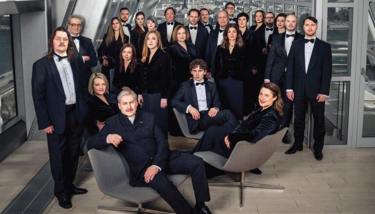 Cēsīs un Rīgā skanēs Latvijas Radio kora jubilejas koncerti