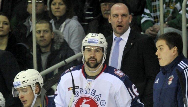 Daugaviņa un Skudras noraidījumi noved 'Torpedo' līdz zaudējumam otrajā spēlē ar 'Jokerit'
