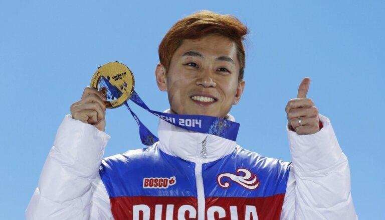 Naturalizētais olimpiskais čempions Ans paziņo par karjeras beigām