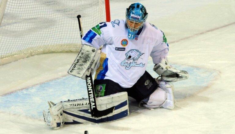 Vēlēšanu dēļ Astanas 'Baris' mājas spēli aizvadīs Sanktpēterburgā