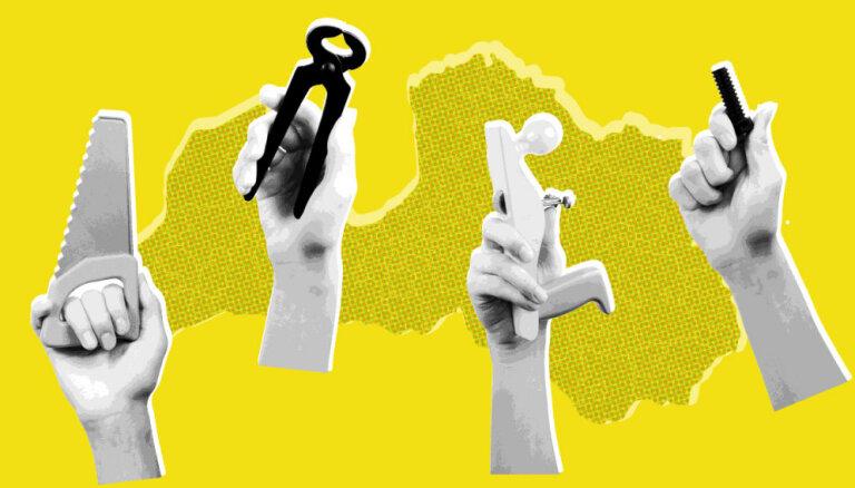 """Не видим ваших рук. Белые воротнички или """"укладчики шпрот"""": нужны ли Латвии гастарбайтеры?"""
