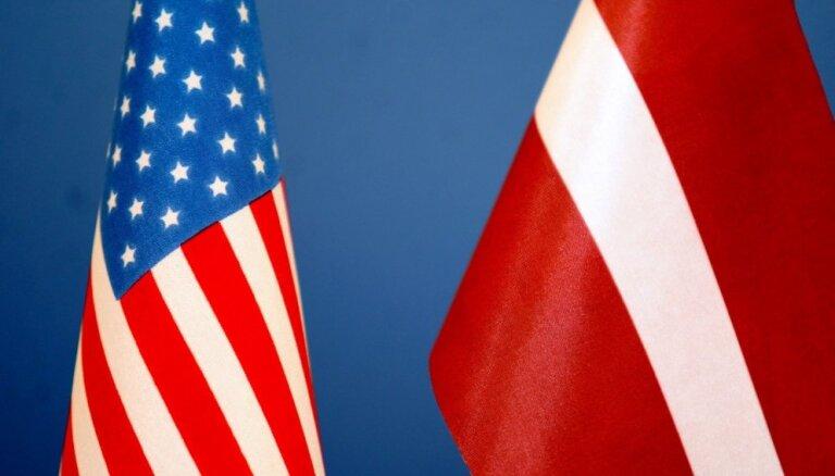 В Ригу прибыл новый посол США в Латвии
