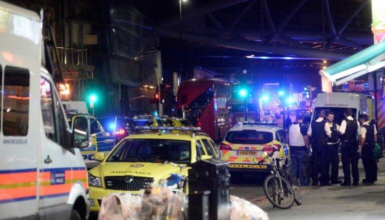 Džihādistu uzbrukumu skaits Eiropā 2017.gadā palielinājies vairāk nekā divas reizes