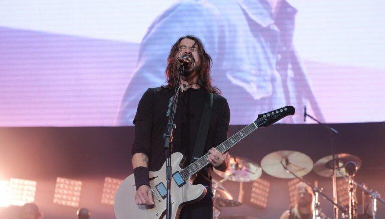 'Baltā apkaklīte' atvaļinājumā. Viestura Buivida 10 Top 10 – 'Foo Fighters'