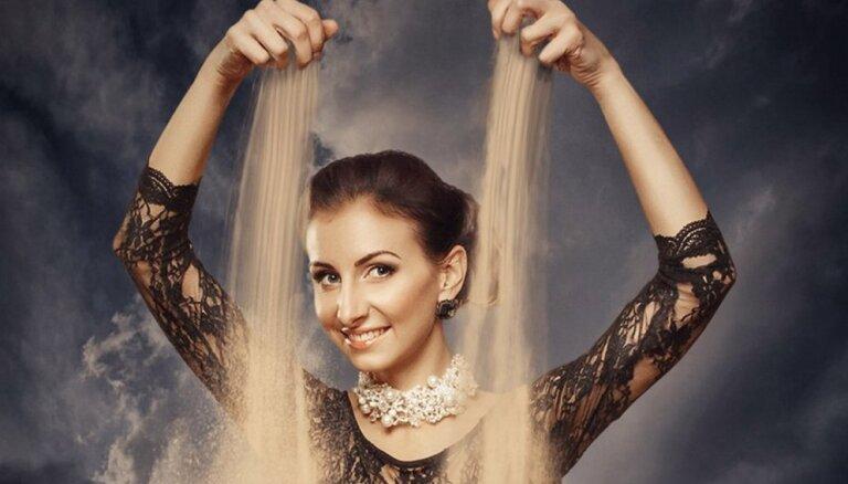 """В Риге снова покажут песочно-музыкальное шоу """"Титаник"""""""