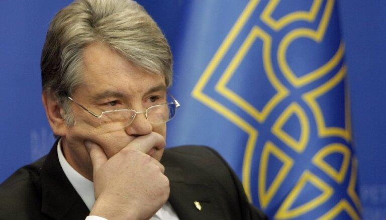 Американцы премировали Ющенко за Оранжевую революцию