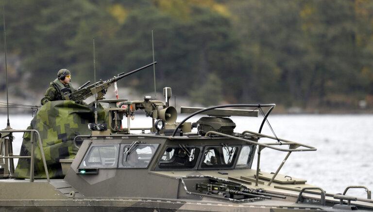 СМИ: шведский флот уходит под землю из-за российской угрозы