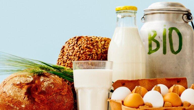 Bez pesticīdiem un dzīvnieku mocīšanas – bioloģiskā pārtika un tās ietekme uz veselību
