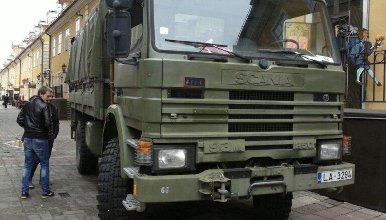 Читатель: Какая техника появилась у Национальных вооруженных сил Латвии (+ фото)