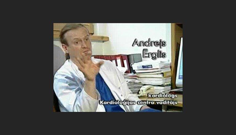 Latvija var. [04.05.09.] Kardiologs Andrejs Ērglis