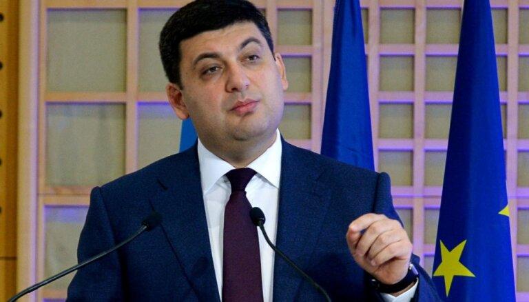 Ukraina neatzīs Krievijas izdotās pases Ukrainas pilsoņiem Donbasā, paziņo Groismans